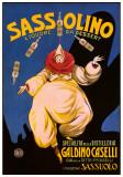 Sassolino Posters