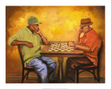 Chet and Hector Prints by Sterling Brown