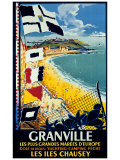Granville Giclee Print by Roger Soubie