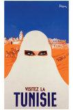 Visitie la Tunisie Giclee Print by P. Ballenger