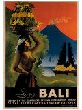 See Bali Giclée-Druck von John Korver