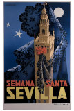 Seville Giclee Print by  Orla-jerez