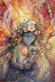 The Fairy's Fairy Poster autor Josephine Wall