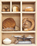 Bread Rack Prints by Camille Soulayrol