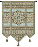 Masala Mint Wall Tapestry