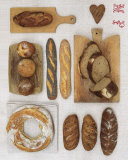 Breads Prints by Camille Soulayrol