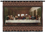 The Last Supper Wall Tapestry by Leonardo da Vinci 