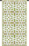 Fretwork Wall Tapestry