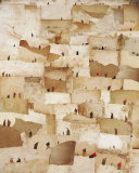 Dogon Village Posters by  Lamiel
