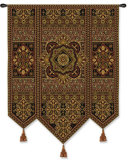 Masala Anise Wall Tapestry