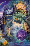 Key To Eternity Stampe di Josephine Wall