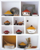 Spices of Life Prints by Camille Soulayrol