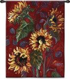 Sunflowers I Tapiz