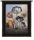 Temple of Flora Small Wall Tapestry by Dr. Robert J. Thornton