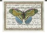 Butterfly Dance II Wall Tapestry