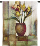 Tuscan Sunlight I Wall Tapestry by Sandy Clark
