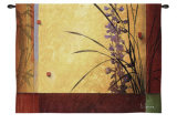 Poets Garden II Wall Tapestry by Don Li-Leger