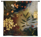 Gardens in the Mist I Wall Tapestry by Aleah Koury