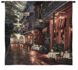 Carmen Leggio New Orleans Wall Tapestry by Betsy Brown