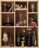 Bottle Rack Art par Camille Soulayrol