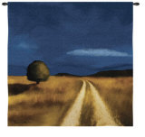 Way Home Wall Tapestry by Tandi Venter