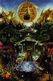 Labyrinth Falls Print