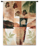 Autumn Medley I Wall Tapestry by Keith Mallett