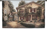 Boulangerie Wall Tapestry by Betsy Brown