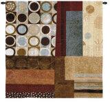 Mondo Dotz II Wall Tapestry by John Butler