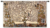 El árbol de la vida Tapiz por Gustav Klimt