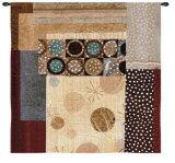 Mondo Dotz I Wall Tapestry by John Butler
