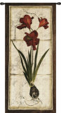 Red Tulip Study I Wall Tapestry