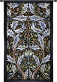 Panel of Tiles Wall Tapestry by William Morris