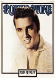 Elvis Presley: The King is Dead, Rolling Stone, 1977 Plakater