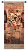 Inspiraciones en bambú I Tapiz por Thomas Mccoy