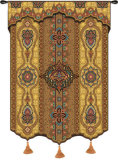 Prema Zari Wall Tapestry by  James