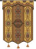 Prema Zari Wall Tapestry by  James