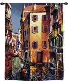 Venetian Light Wall Tapestry by Michael O'Toole