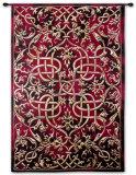 Porte Sienne Wall Tapestry