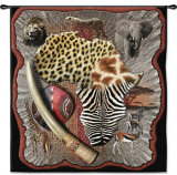 Africa Wall Tapestry