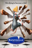 Ratatouille Original Poster