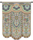 Paradise Garden Wall Tapestry