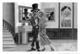 The Last Dance Prints by Tom Masse