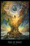 Tree Of Peace アートポスター : ジョセフィン・ウォール
