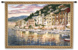 Portofino Wall Tapestry by  Newell