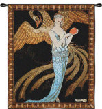 Sortileges Wall Tapestry by Georges Barbier