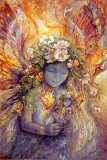 The Fairy's Fairy Photo by Josephine Wall
