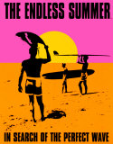 The Endless Summer Emaille bord