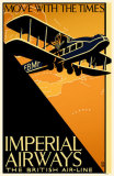 Imperial Airways- The British Airline Masterprint