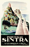 Portugal- Sintra Masterprint